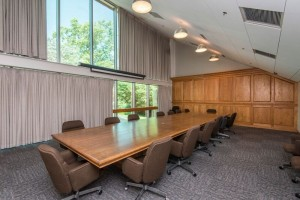 BUILDING CONFERENCE ROOM