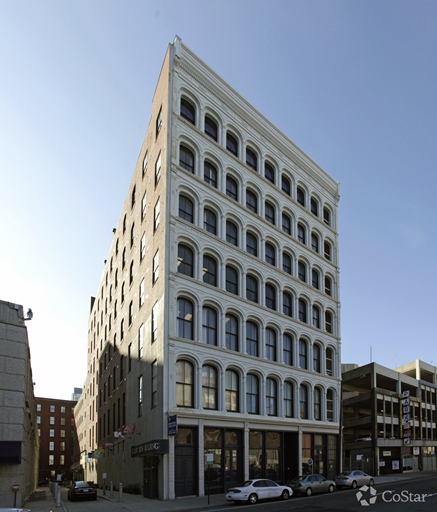 Cast Iron Building For Lease Tdk Commercial Advisors